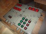 户外带防雨罩防爆箱 防护等级IP65