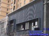 四平方通铝型材 80x25型材铝方管 型材铝方通吊顶 木纹铝型材厂家