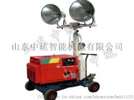 中运直销升降拖车式照明车,照明车价格