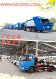 出口垃圾车厂家 压缩垃圾车多少钱