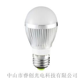 球泡灯RC-QP001,贴片7W球泡灯