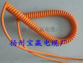 汽车电源用弹簧线2*0.75平方