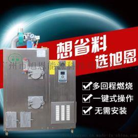 生物质颗粒蒸汽发生器商用不锈钢蒸汽锅炉豆腐旭恩