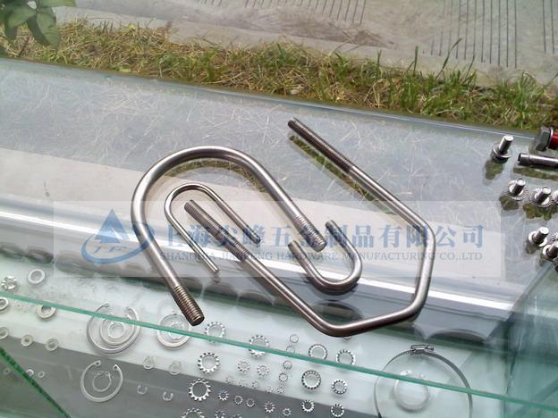 不锈钢U形螺栓,不锈钢U形螺栓价格,不锈钢U形螺栓厂家