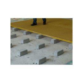 养殖场污水处理格栅玻璃钢格栅板免维护
