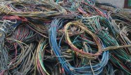 龙门县正规回收厂家废电线高价回收**报价