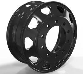 浙江卡车22.5寸锻造轮毂铝合金轮毂