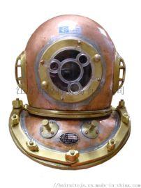 TF12重潜头盔, 铜制潜水头盔, 西洋仿古潜水帽