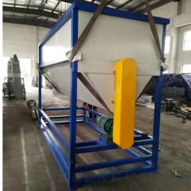 地膜清洗回收线 地膜回收设备厂家