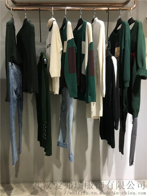 找厂家服装货源【现货】萝芙蔓针织衫毛衣