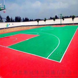 淮南市籃球場 拼裝地板安徽懸浮地板廠家
