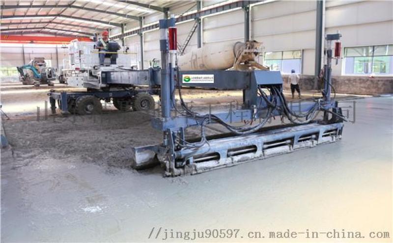 精聚水泥自流平施工技術