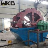 江西轮斗洗砂机 建筑用沙清洗设备 轮式洗砂机用途