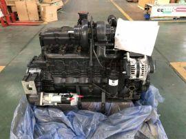 PC220-8挖掘机发动机 原装6D107总成