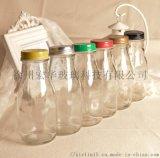玻璃酸奶瓶 可回收玻璃瓶