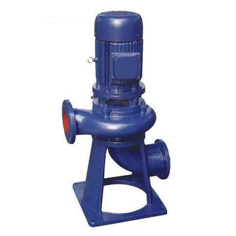 LW、WL系列立式无堵塞排污泵