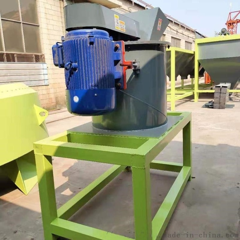 水分高可用链时产 垃圾污泥粉碎机 返料回转粉碎链式