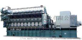 曼MAN重油发电机组(0.43MW~21MW)