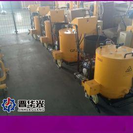 重庆长寿区煤矿专用小型手推式灌缝机太阳能加热灌缝机