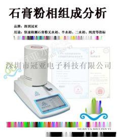 脫硫石膏結晶水測試儀原理
