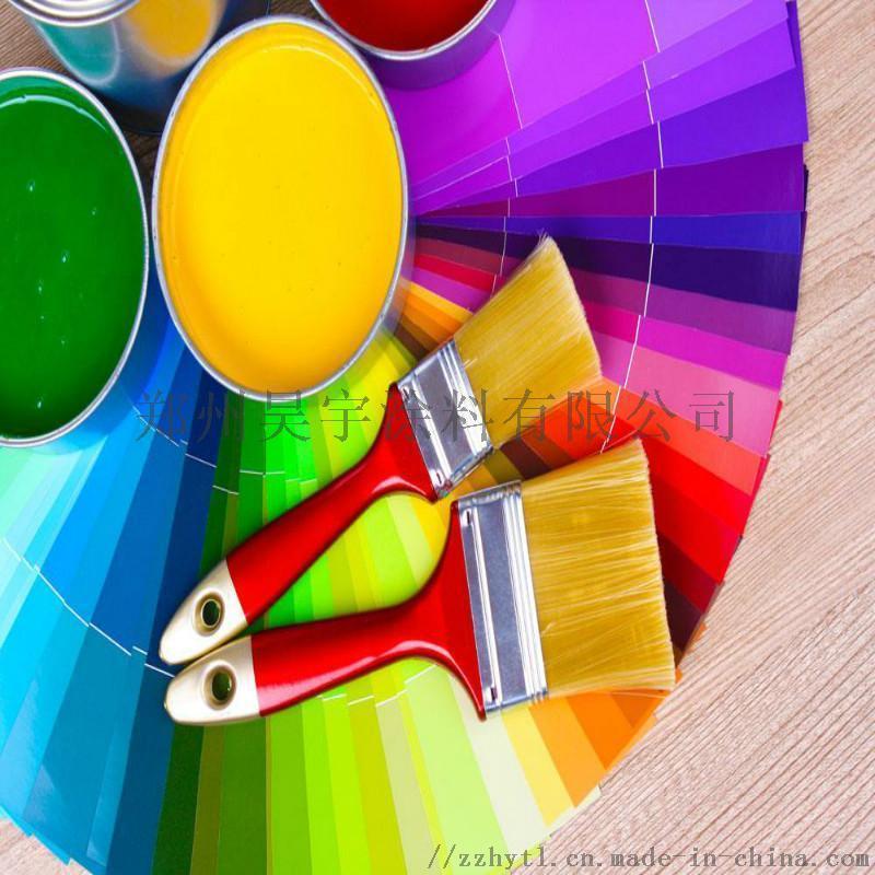 环氧带锈除锈防锈漆 环氧免除锈漆
