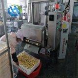 新結構臭豆腐油炸機器 多用途魚豆腐油炸設備