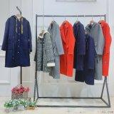 普洛利文广州外贸女装折扣店批发在哪里进货折扣 棉麻系列女装品牌尾货