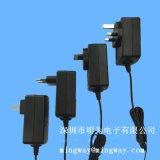 廠家生產銷售12V3A插牆式電源適配器
