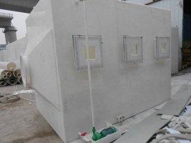 大型塑料吸收塔制作安装、脱硫除尘塔,性能稳定,保证效果