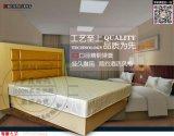 星级宾馆酒店公寓专用大床双人弹簧两用普通席梦思床垫特价1.35米