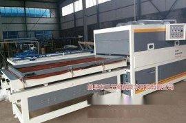 橱柜门板真空覆膜机价格 PVC覆膜机全自动覆膜机三元供应
