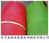 安平驰迈加工定做塑料平网 养殖网 养鸭网