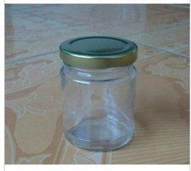 定做 果酱瓶150毫升调味酱瓶,玻璃瓶,出口玻璃瓶