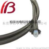 QBH不锈钢编织管光纤激光器软管光纤连接器保护软管