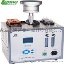 LB-6120综合大气采样器在内蒙古鄂尔多斯的使用