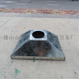 佛山白铁通风管道厂家精工制作螺旋圆风管