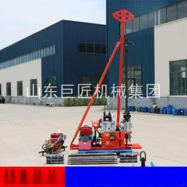 工程地质液压钻机YQZ-30地质取芯勘探设备