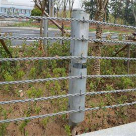 繩索護欄-繩索護欄廠家-繩索防撞護欄