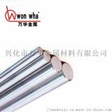 万华金属易切削材料专业制造商303轴用不锈钢研磨棒