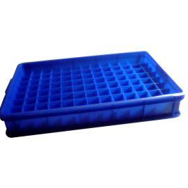 分格塑料箱,带隔层塑料筐