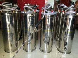 10L加超高档加固养兰花不锈钢喷药打药浇水消毒园艺农用喷雾器