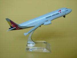 金属飞机模型(A320韩亚航空)