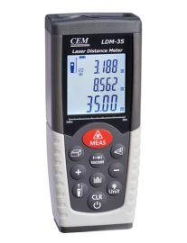 室内激光测距仪 手持式激光距离检测仪LDM40