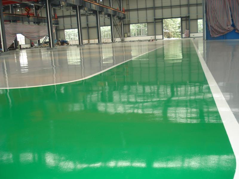 水性环氧地坪漆 透气型环氧树脂涂装漆