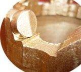 刃形複合片鑽頭