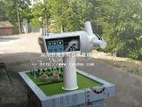 风力发电模型湘东模型受到专家教授好评