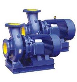 ISW卧式离心泵, ISW卧式管道泵, ISW卧式管道离心泵