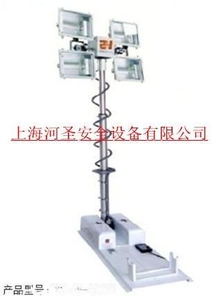 大功率車載升降照明系統,曲臂式升降照明燈