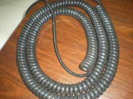 摊铺机螺旋电缆|移动灯塔弹簧线