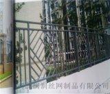 阳台护栏栏杆铁艺 铁艺护栏和不锈钢栏杆